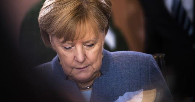 Merkel - and Davos - Rebuked in Germany