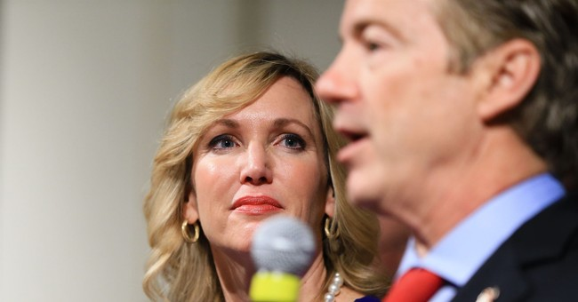 Rand Paul's Wife Writes an Open Letter to Cory Booker