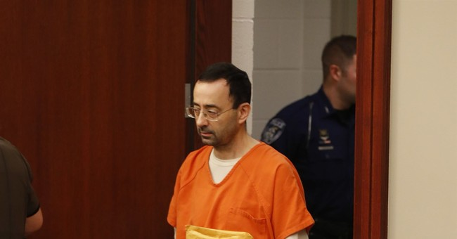 Doctor Accused of Molesting Olympic Gymnasts Pleads Guilty to Sexual Assault Charges