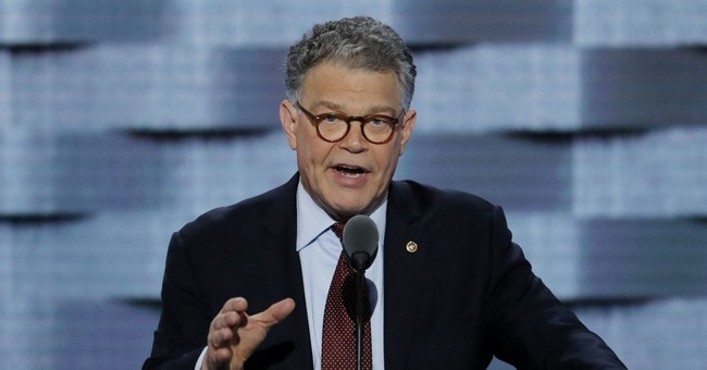 Poll: 50 Percent Of Voters Want Franken To Resign; UPDATE: Two More Women Accuse Him Of Groping Them
