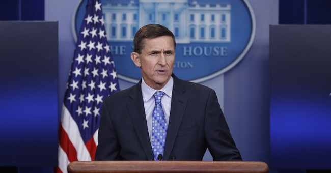 Trump 'Evaluating' Flynn's Future in White House