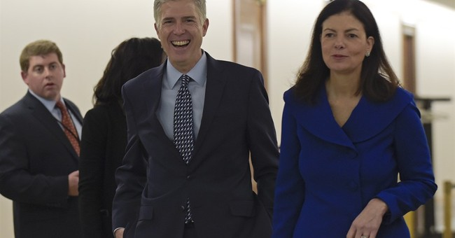 Kelly Ayotte Confirms that Gorsuch Was 'Disheartened' By Trump's Treatment of Judges