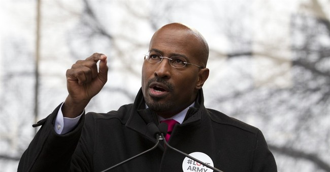 Van Jones Heaps Praise on Trump After Meeting on Prison Reform