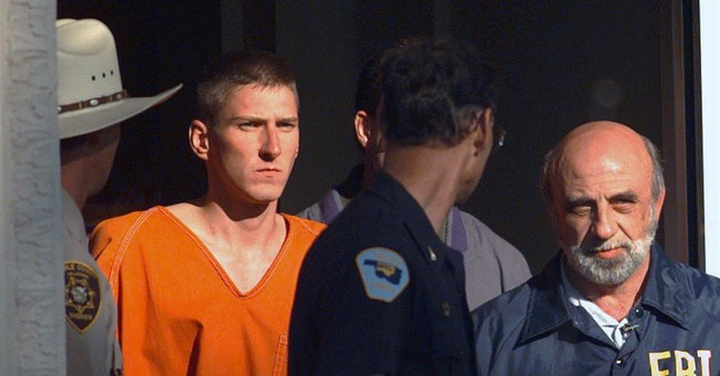 Is Timothy McVeigh More Dangerous Today? When Did Western Media Become the PR Arm Of Radical Islam?