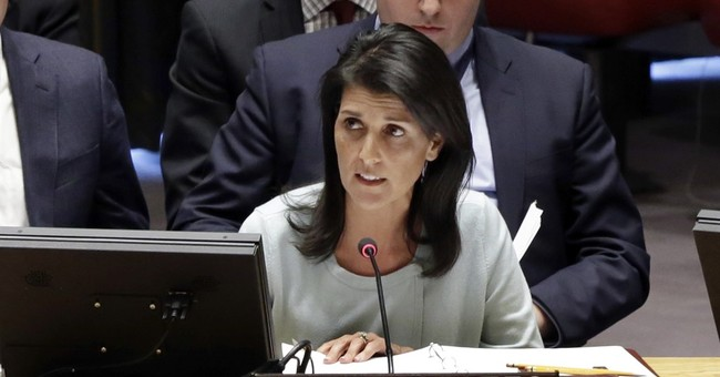 Haley: Ousting Assad No Longer U.S. Priority