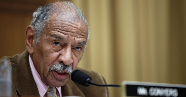Former Congressional Black Caucus Counsel Accusing Her Party of Racist Hypocrisy in Targeting Conyers?