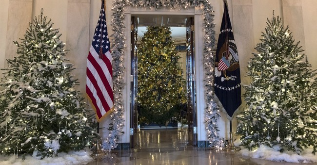 Here's What Was Left Out of the White House's Christmas Card