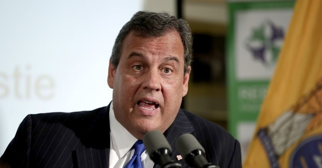 Chris Christie's Situational Federalism
