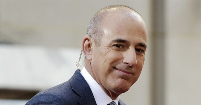 Oh, Okay: Matt Lauer Had A Hidden Button To Remotely Lock His Office Door