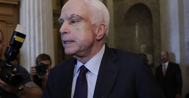 John McCain Heads Home to Recover in Arizona, Will Miss Tax Vote