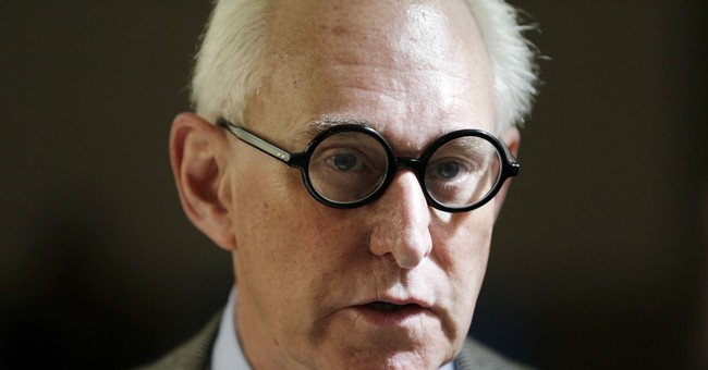 Roger Stone, Convicted for Bragging