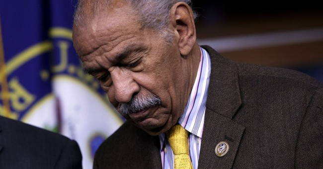 Another Conyers Accuser Comes Forward, Says Congressman Groped Her in Church