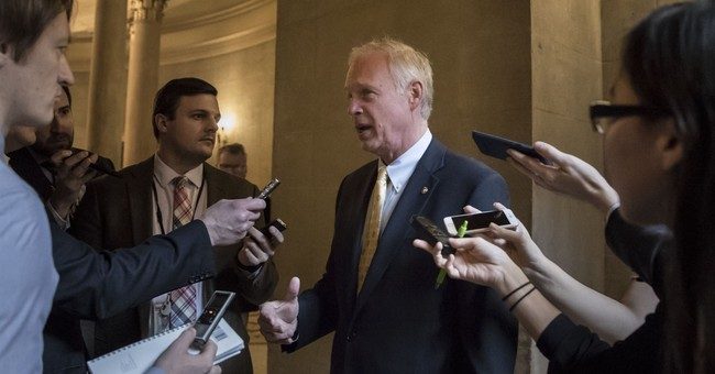 Sen. Ron Johnson Is Quite Pleased Roy Moore Lost
