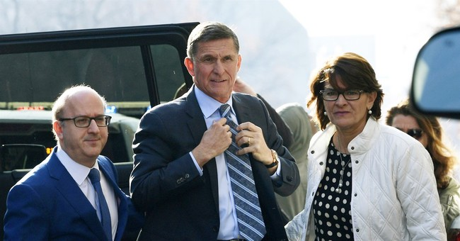 With That Revelation, There's No Reason Why the Flynn Case Shouldn't Be Tossed