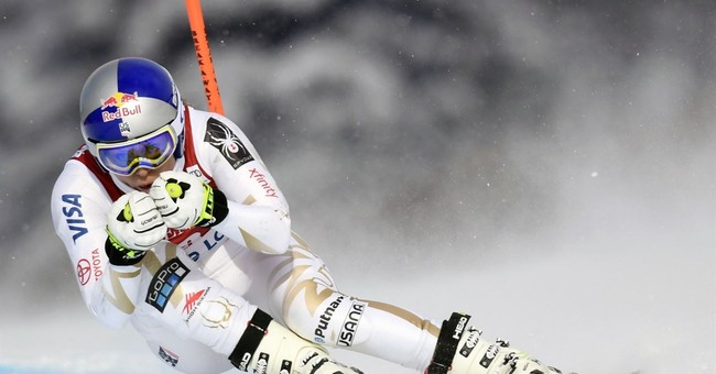 Skier Lindsey Vonn Says She'll Be Representing the US 'Not the President' at the Olympics
