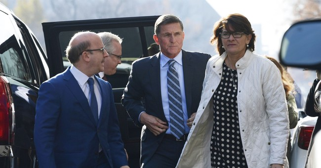 Flynn's Lawyers Hit Back at Judge with New Petition to Drop This Bogus Case