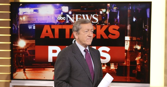 See Ya! ABC News' Brian Ross To Depart Network After Botching Trump-Russia Story