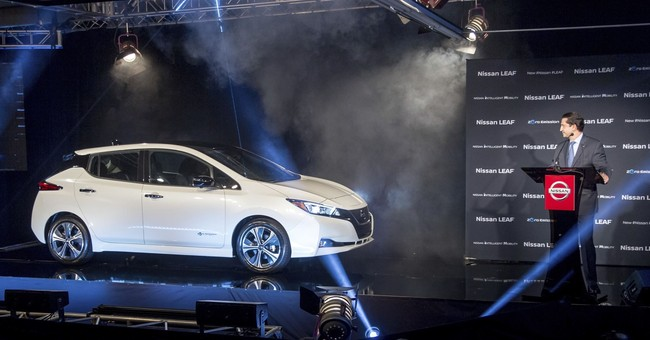 Nissan Undaunted By Bid To Stop Electric Vehicle Tax