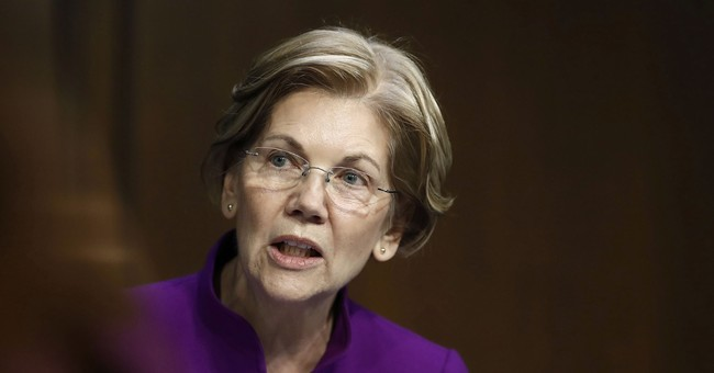 Someone Needs To Tell Sen. Warren What 'Slut-Shaming' Means....