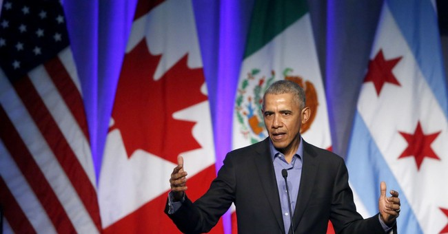 Professor Obama: Yeah, We Could Be Charting Down The Path Of Nazi Germany