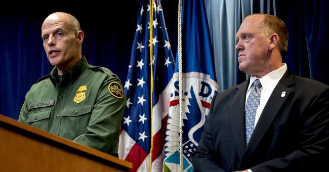 Retiring ICE Chief: No One Has Done More for Border Security than Donald Trump