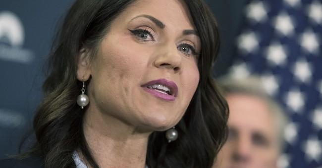 Gov. Kristi Noem Tells Rachel Maddow to 'Stop Spreading Fear'