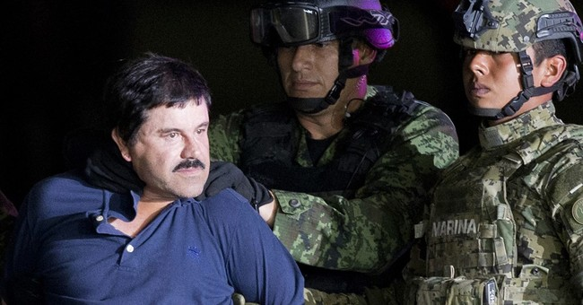 Chuck Norris Supports Cruz's EL CHAPO Legislation