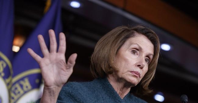 Nancy Pelosi: America's Gaslighter-in-Chief