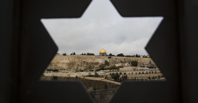As the World Converges on Jerusalem