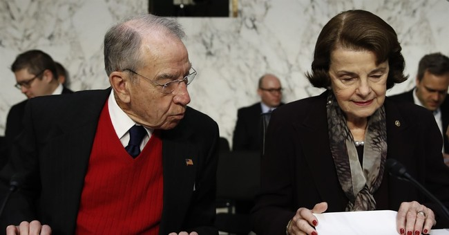 Grassley Sounds Off Again on Feinstein Releasing Fusion GPS Transcript