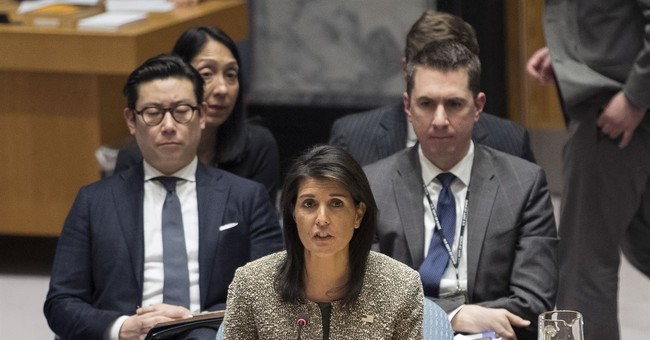 Ambassador Haley Chides UN for Anti-Israel Bias at Emergency Meeting