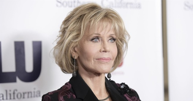 Jane Fonda Among Those Arrested at DC Climate Protest