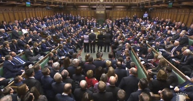The House of Commons Just Blew Up Over Brexit