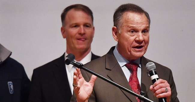 Refusing to Concede, Roy Moore Promises the 'Battle Rages On' in Alabama Senate Race