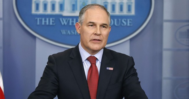 Here's How Many People Have Left the EPA Since Scott Pruitt Took Over