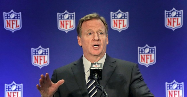 National Football League  takes policy stand on anthem protests