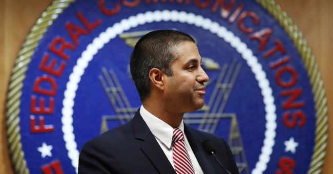 Audio: FCC Chairman Ajit Pai Dispels Hysteria Over Net Neutrality Decision, Addresses Threats Against His Family