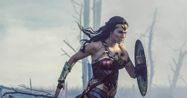 Kansas AG Candidate Has Wonder Woman Lasso Cop in Picture