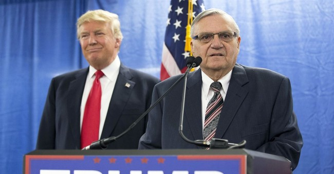 Former Sheriff Joe Arpaio Enters Arizona Senate Race for Flake's Seat