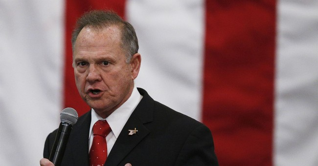 Oh Come On: Roy Moore Still Hasn't Conceded