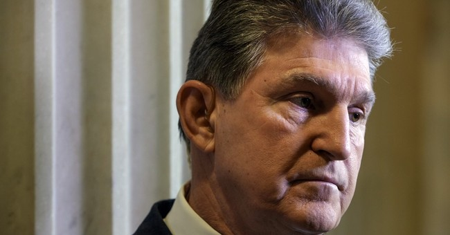 Manchin: Come to Think of It, Endorsing Hillary in 2016 Was Actually a Mistake