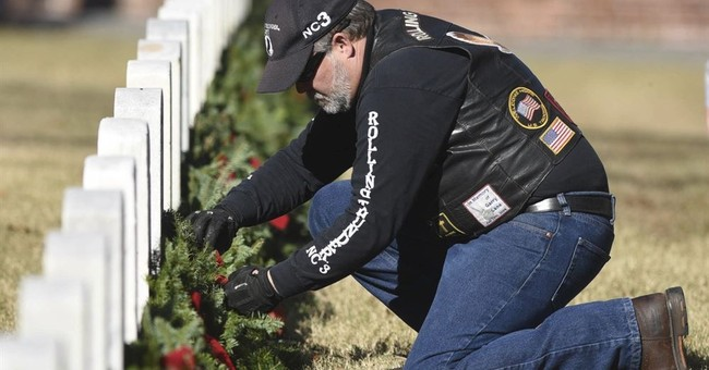UPDATE; Good News!; Wreaths Across America Was Shocked, Blindsided by Arlington Cancelation