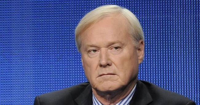 Chris Matthews: 'Where's That Bill Cosby Pill I Brought With Me?'