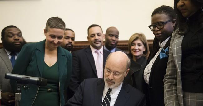 Pennsylvania Gov. Vetoes Pain Capable Unborn Child Protection Bill