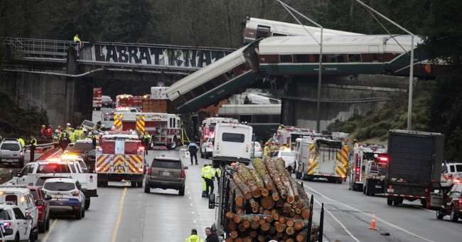 Amtrak Train Derails in Washington State, Fatalities Reported