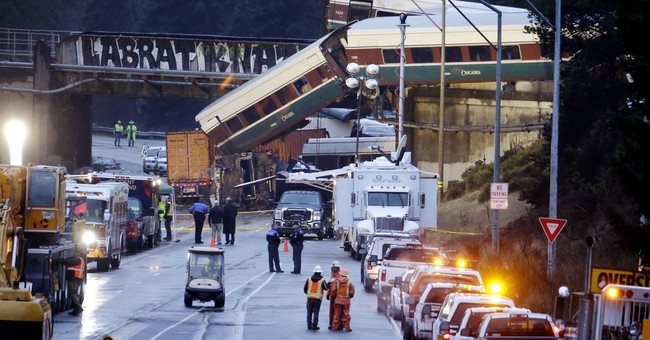 NTSB: Amtrak Train Was Traveling 50 MPH Over Speed Limit
