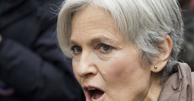 Here's What Jill Stein Had to Say About Her Dinner With Putin