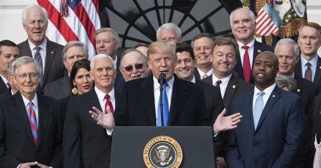 Boom: NYT Poll Shows Soaring Support for Tax Reform As Reality Debunks Democrats' Hysterical Dishonesty