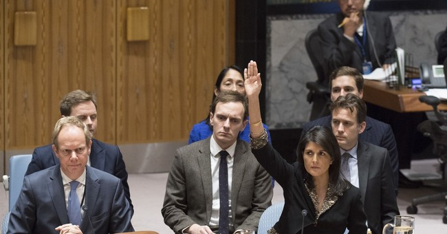 The UN Security Council and Israel: A Tale of Two Presidents