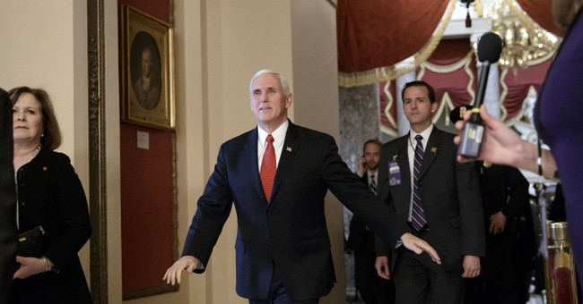 Mike Pence Makes Surprise Trip to Afghanistan